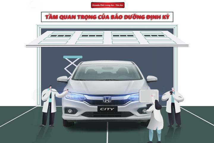 Tầm quan trọng của bảo dưỡng ô tô định kỳ